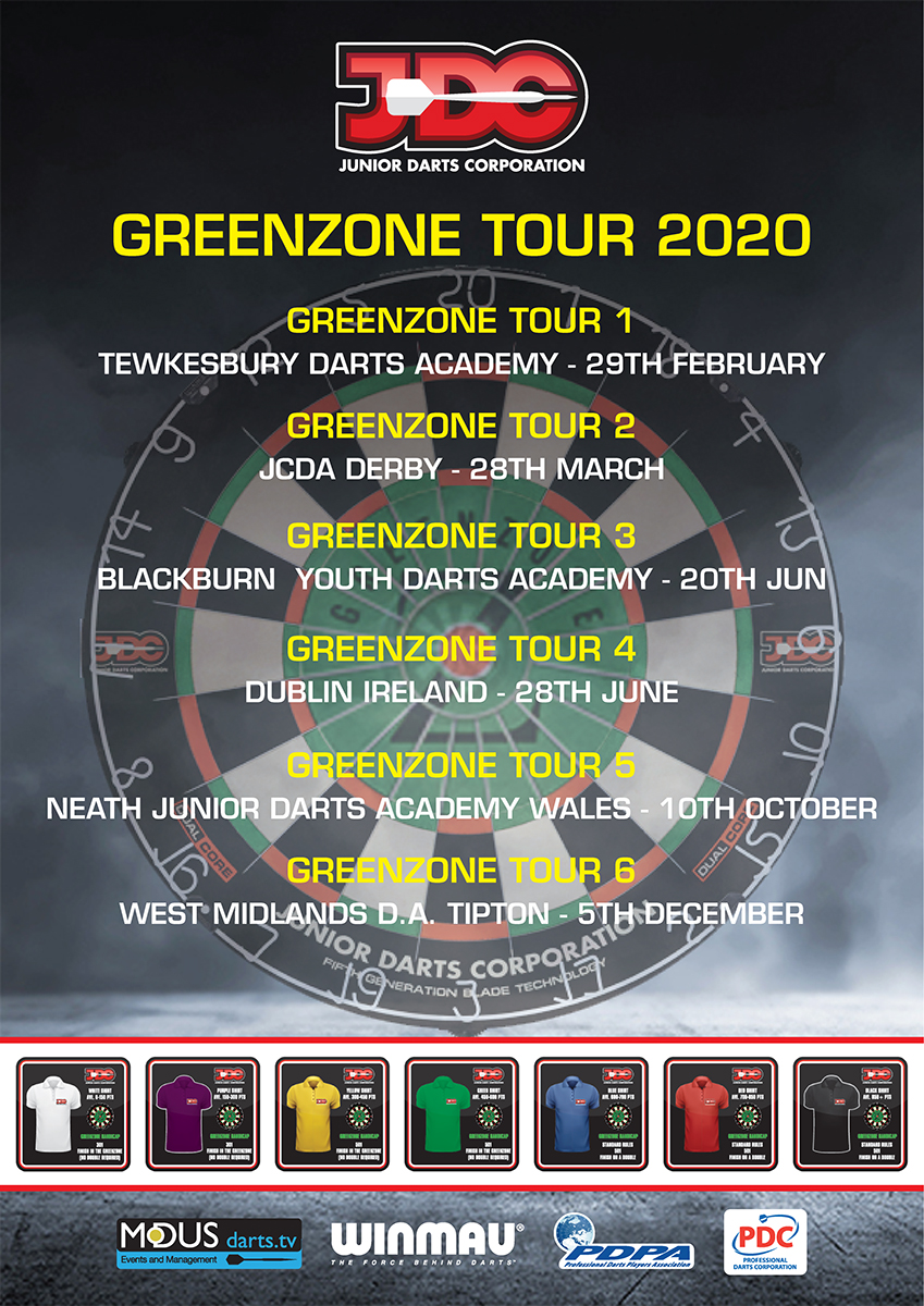 Greenzone Development Tour 2020