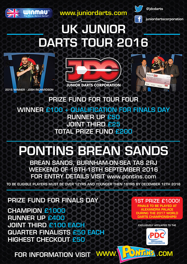 Junior European Darts Championship